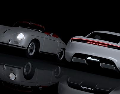 Future Retail – Porsche Pop-UP Kit