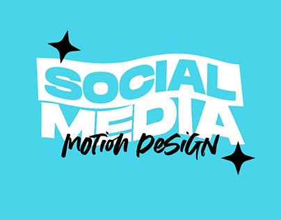 MOTION DESIGN   SOCIAL MEDIA 2020-2021