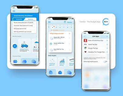 UI UX - App - Clerkie