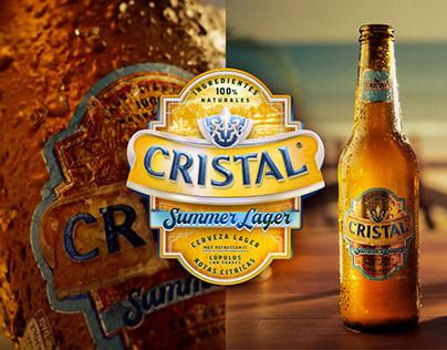 Cristal Summer Lager
