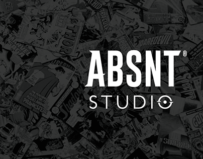 Absinto Studio - Redesign Logo