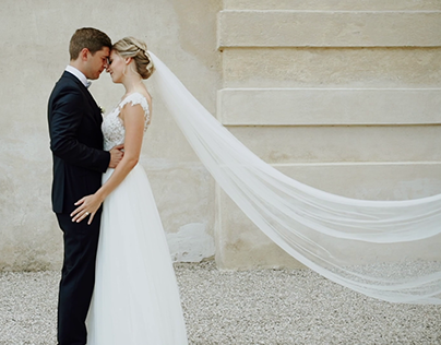WEDDINGS: Stefanie & René
