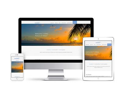 Evaero Responsive WordPress Website