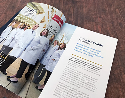 UHS | annual reports