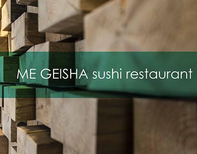 Me Geisha Sushi
