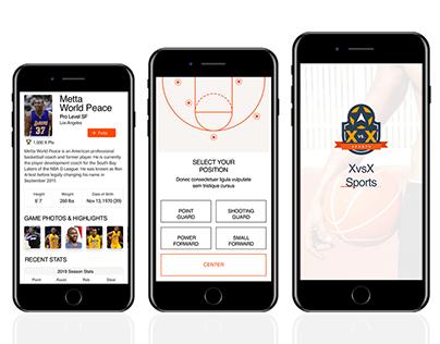 X vs X Mobile App