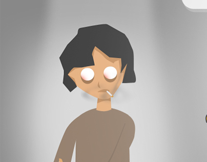 Infogrphic Character