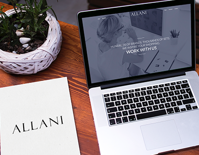 Web page for Allani