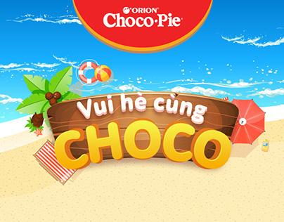 Choco Pie - Vui hè cùng ChoCo