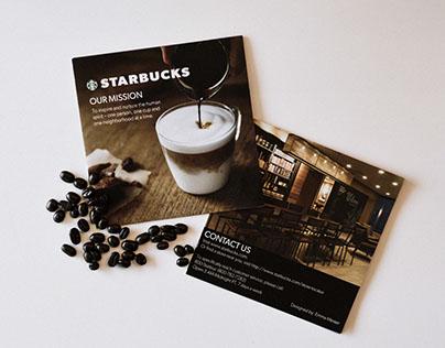 Starbucks Flyer