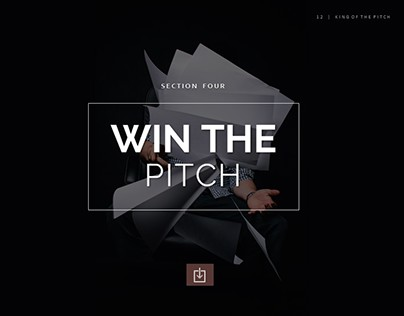 Make a Better PowerPoint: King of the Pitch