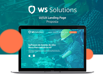 WS Solutions - Redesign