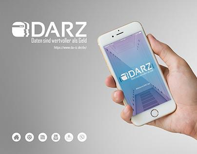 App Design for DARZ