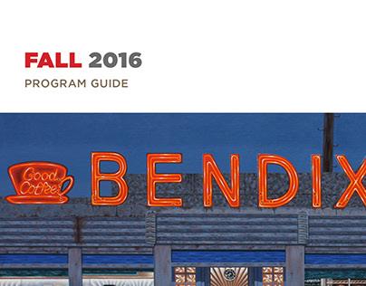 Morris Museum Program Guide - Fall 2016