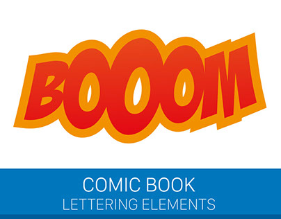 Marco Simeoni's Comic Book Lettering Elements