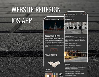 Web / Mobile / App / Nobetek e-commerce site