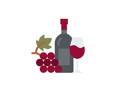 Winery Icon Pack