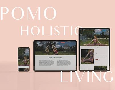 Website - Pomo Holistic Living