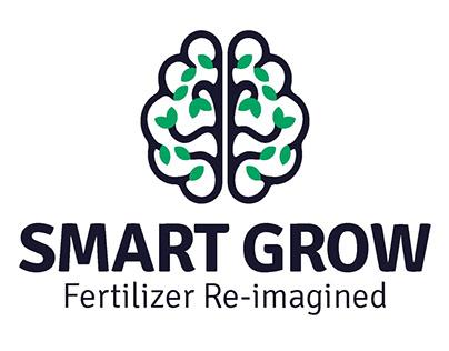 Smart Grow Fertilizer Brand and Packaging Design