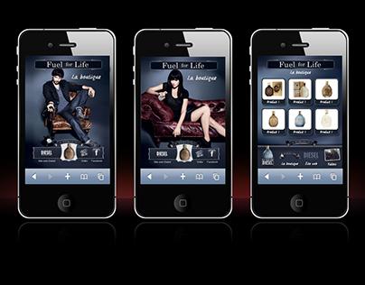 Apps Design - Case study