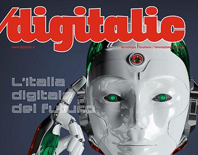 Cover Digitalic Magazine /10/2020 _n.99