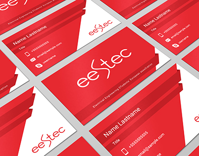 EESTEC Business Cards