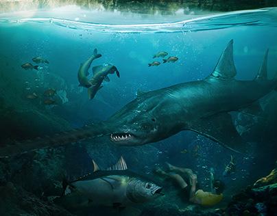 Adventures Under The Sea