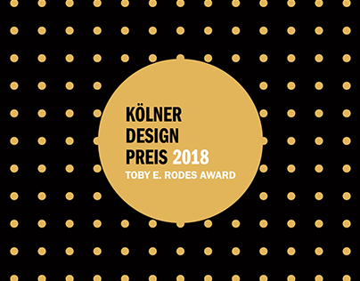 "Animations & Illustration for the ""Kölner Design Preis"""