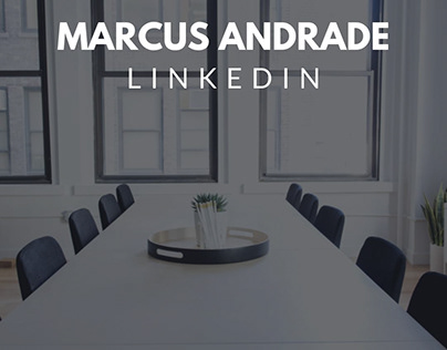 Marcus Andrade on Social Media