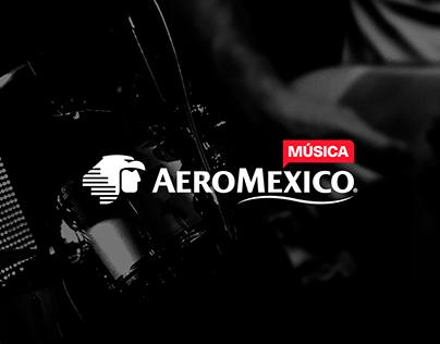 Aeroméxico Música