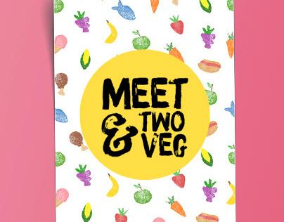 Meet & Two Veg