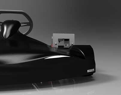 Electric-Kart body design