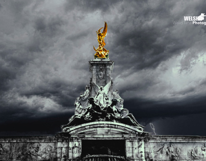 Victoria Memorial, London