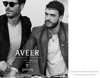 Aveer- Men's Collection (For Tanishq)