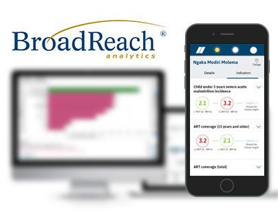 BroadReach Healthcare Mobile Analytics