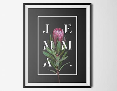 Jemma the Typeface