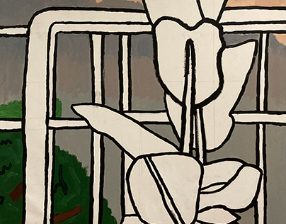 Summer 2021 Plant Painting