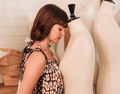 """Tulle Rouge Campaign/E-commerce """"La Femme"""""""