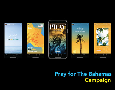 Pray for The Bahamas Campaign