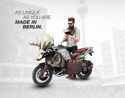 BMW Motorrad Campaign