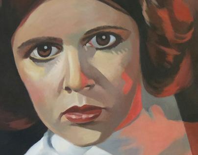 Leia and Han: Resist