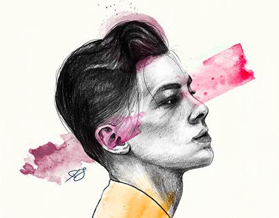 Retrato - 15