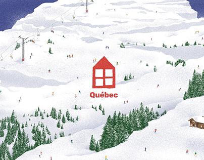Québec - Diseño de Identidad N1