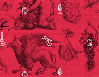 Jazz, Wine, Design