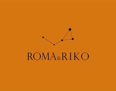 Brand ROMA & RIKO