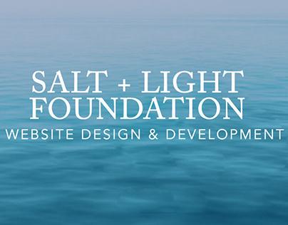 UI/UX website development for Non-profit organization