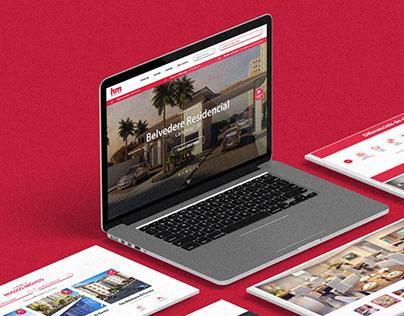 HM Engenharia Website