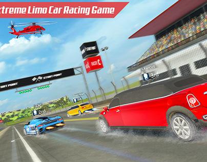 LIMO CAR RACING