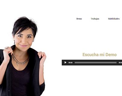 cristinaurias.mx - Sitio Web