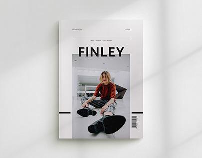 Finley - Lifestyle Magazine